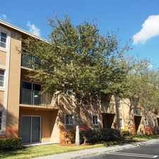 Rental info for Sunset Bay Apartments in the Cutler Bay area