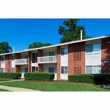 Rental info for Pinewood Gardens Apartments in the Larrymore Lawns area