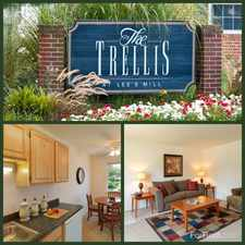 Rental info for The Trellis at Lees Mill in the 23603 area