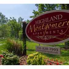 Rental info for Highland Montgomery