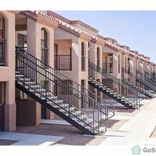 Rental info for Brand New Appliances, Pool, Activity Room, On-site Laundry and Washer/Dryer in units. Pets Welcome! in the Mesa area