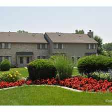 Rental info for Woodbridge Apartments of Ft. Wayne