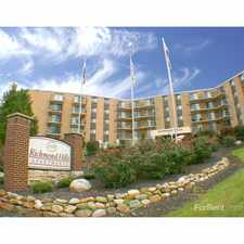 Rental info for Richmond Hills Apartments