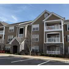 Rental info for River Ridge at Canton