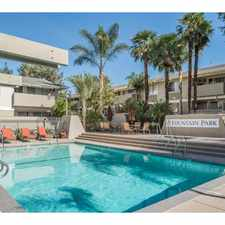 Rental info for Fountain Park Apartment Homes in the Los Angeles area