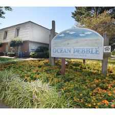Rental info for Ocean Pebbles
