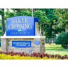 Rental info for Baker Crossing Apartments in the Hollywood Homes-Maple Hall area