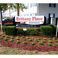 Rental info for Brittany Place Apartments in the Norvella Heights area