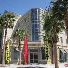 Rental info for City Center Apartments in the Las Vegas area