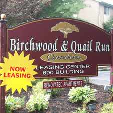 Rental info for Birchwood Gardens
