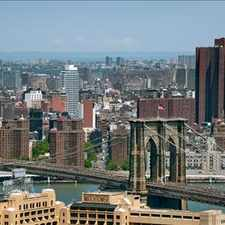 Rental info for 180 Montague in the New York area
