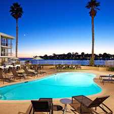Rental info for Breakwater at Marina del Rey in the Los Angeles area