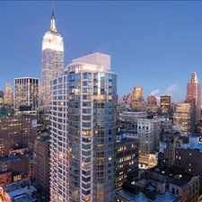 Rental info for Archstone Chelsea in the New York area