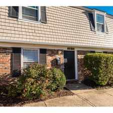 Rental info for Townhouses of Chesterfield