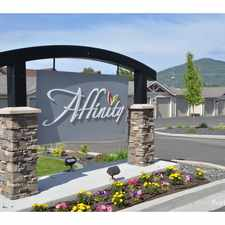 Rental info for Affinity at Coeur d' Alene - 55+ Community