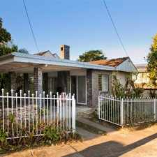 Rental info for LOCATED IN ASCOT STATE SCHOOL CATCHMENT!!
