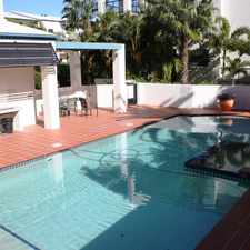 Rental info for LOCATION BEACH 100mtrs , GREAT UNIT AND BALCONY(TWO)UNFURNISHED, NORTH FACING