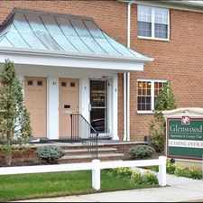 Rental info for Glenwood Apartments & Country Club