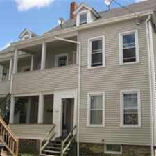 Rental info for first floor, 1 park off st, delead