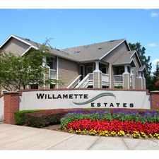 Rental info for Willamette Estates