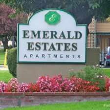 Rental info for Emerald Estates