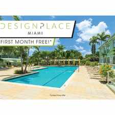 Rental info for Design Place in the Little Haiti area