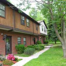 Rental info for Center Grove Apartments