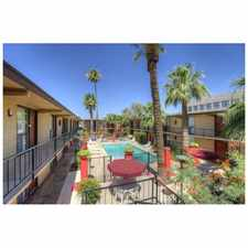 Rental info for North on 24th in the Phoenix area