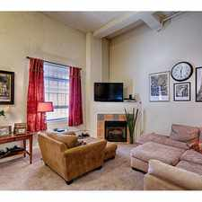 Rental info for WT Grant Lofts in the Downtown area