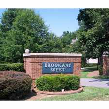 Rental info for Brookway West
