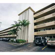 Rental info for Tropicana Apartments and Bayview Palms Apartments in the 33181 area
