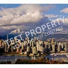 Rental info for FRSocial Test 2--Test Property--