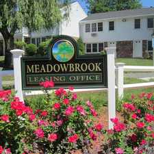 Rental info for The Townhomes at Meadowbrook