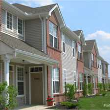 Rental info for The Heights At Knollwood Crossing