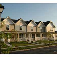 Rental info for Red Maple Grove