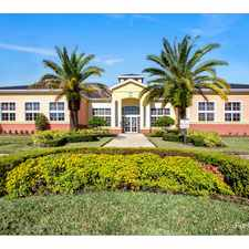 Rental info for Crowntree Lakes