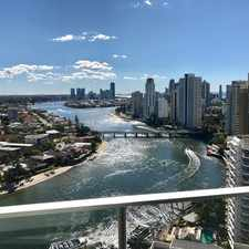Rental info for MODERN APARTMENT IN THE HEART OF SURFERS in the Surfers Paradise area