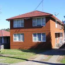 Rental info for Quiet 3 Bedroom unit in the West Wollongong area
