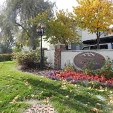 Rental info for Townhomes at Mountain Ridge