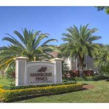 Rental info for Harbour Pines