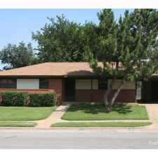 Rental info for Sheppard AFB Homes in the 76301 area