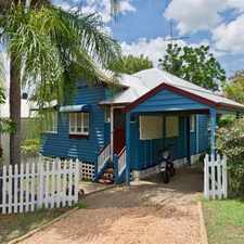 Rental info for PRIVATE LEAFY OUTLOOK, YARD MAINTENANCE INCLUDED in the Bardon area