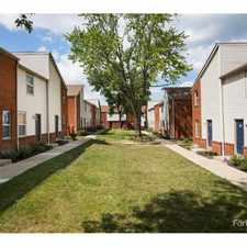 Rental info for Hilliard Village