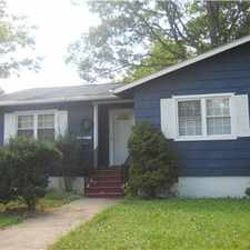 Rental info for beautiful four-bedroom house conveniently located