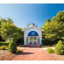 Rental info for Bridgewater Park
