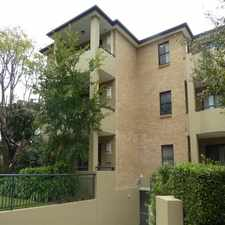 Rental info for Large one bedroom unit with huge entertainers terrace