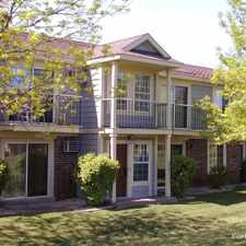 Rental info for Wood Creek Apartments