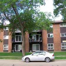 Rental info for VERY QUIET, ADULT ONLY BUILDING in the Camrose area