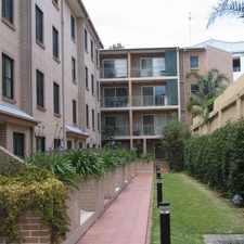 Rental info for Spacious and Bright Chippendale