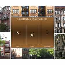 Rental info for Slater Realty Uptown and Lakeview Neighborhood Apartments in the Uptown area